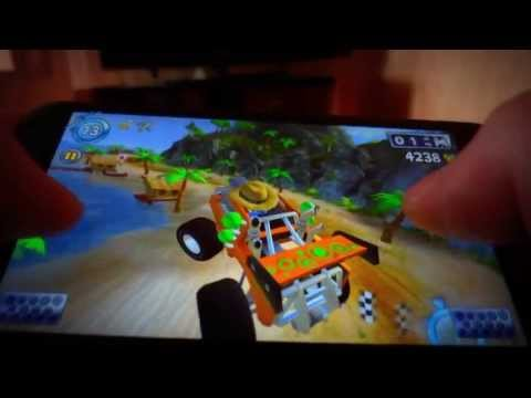Beach Buggy Blitz: score 157.986 (World record) 1080p