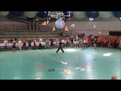 שים שלום, ריקוד מעגל ירון אלפסי, Sim Shalom Machol Hungaria