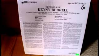 Kenny Burrell - Midnight blue (Second side - Vinyl rip)