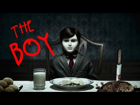 El crítico de cine - The boy (parte 1)