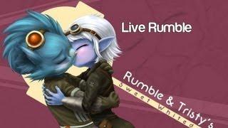 LIVE Rumble [Temporada 3] A fuego lento EP 169