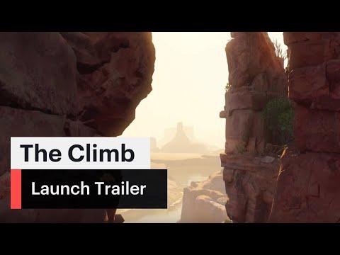 The Climb: Launch Trailer