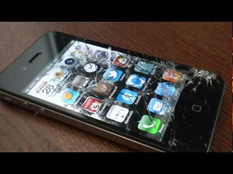 Бросаем iPhone 4S с плеча Music Videos