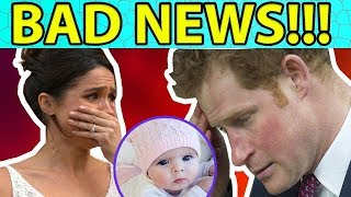 Meghan damage Harry when she confesses that she can not continue the marriage, despite pregnancy