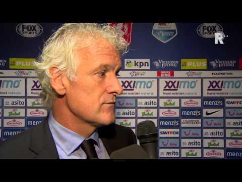 Fred Rutten in gesprek met Jan Dirk Stouten