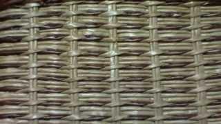 ▬► Узоры. Сочетание ситцевого плетения с