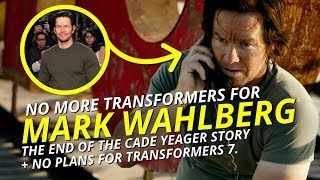 Transformers: No More Transformers Plans For Mark Wahlberg! ????