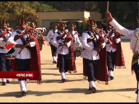 Sandesh News - NCC day celebration at Ahmedabad