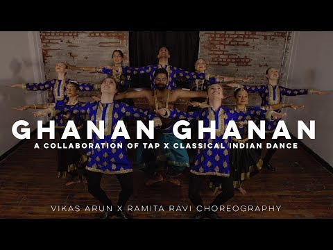 GHANAN GHANAN | Ramita Ravi X Vikas Arun Choreography