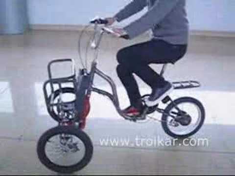 Stroller Tricycle Development