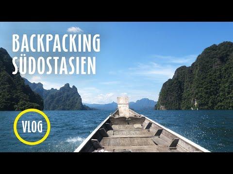 Khao Sok National Park | Backpacking Thailand