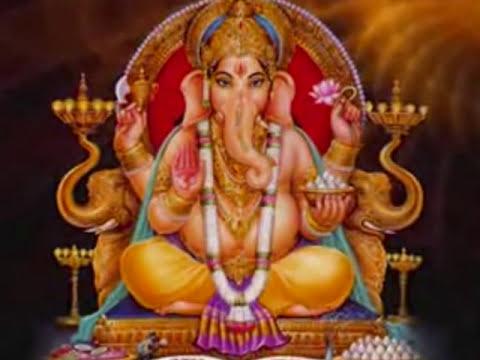 Ganesh Pancharatnam Stotram