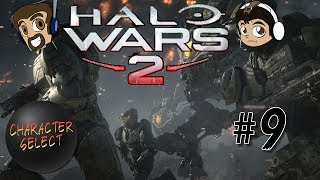 Halo Wars 2 Part 9 - I'll Get You A New One - CharacterSelect