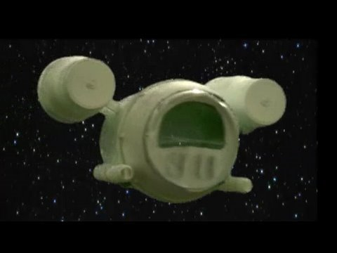 Model Spaceship, Star Trek or Star Wars Ships : BFX