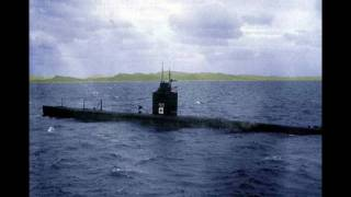 Imperial Japanese Navy I-201 (Sentaka) Class & Number 71 (No.71) High underwater speed Submarines