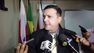 Roma News   Sérvulo Cabral, diretor de polícia especializada fala sobre investigações