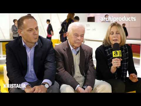 KRISTALIA | Carlo, Paolo e Anna Bartoli | Archiproducts Design Selection - Salone del Mobile 2015