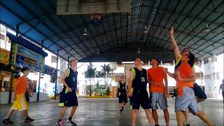 [FULL HD] Basketball SMK Aman Jaya VS SM Sin Min