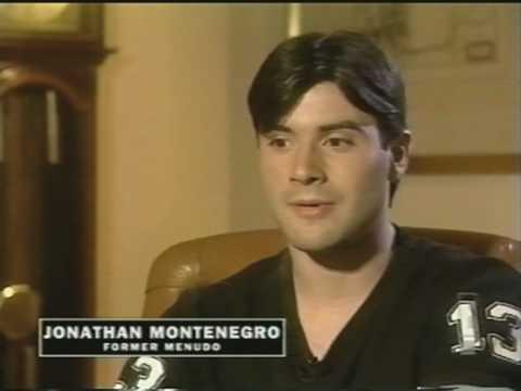 Historias Verdaderas, Jonathan Montenegro, Menudo, ESCANDALO, Part 1, 2002