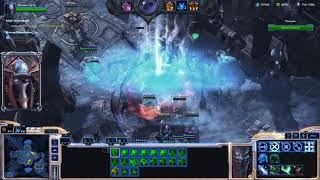 StarCraft 2 Co-Op Temple of the Past The Perfect game!