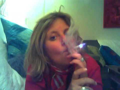 Girls smoking newport 100s
