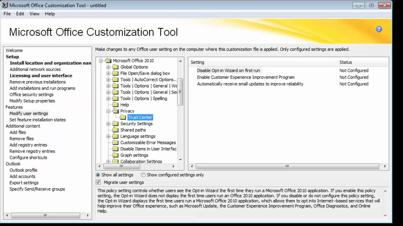 Download office customization tool oct 2010 free rutorranch - Office customization tool ...