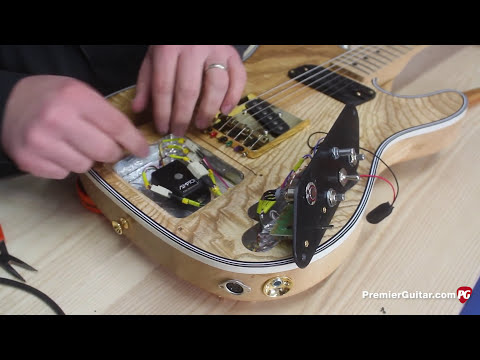 DIY: How to Install a MIDI Pad in Your Guitar