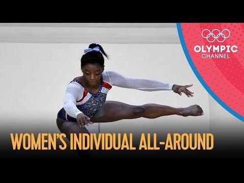 Rio Replay: Women's Individual All-Around Final