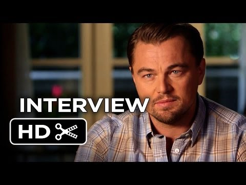 The Wolf Of Wall Street Interview Leonardo Dicaprio 2013 Martin ...