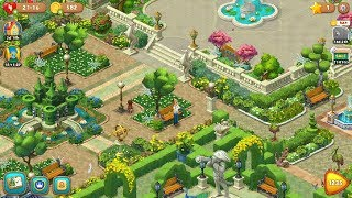 Gardenscapes Level 1235