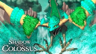 AVIÃO!!! - Shadow of the Colossus