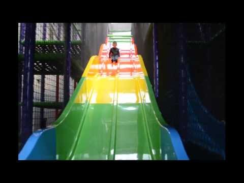 Indoor Playground Fun 2013 | By TheChildhoodlife