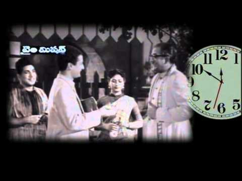 Svr - Ntr - Anr - Savirti - Missamma Movie - Off-screen Story video