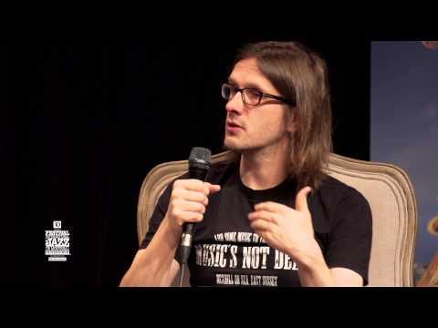 Steven Wilson - Conférence de presse (en anglais seulement)