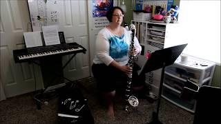Clarinet vs Trombone Practice Session