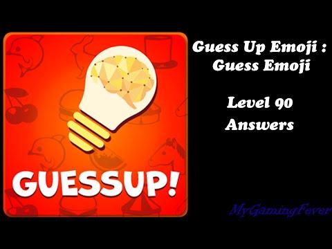 Guess Up Emoji : Guess Emoji - Level 90 Answers