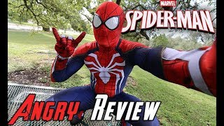 Spider-Man Angry Review