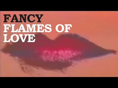 Fancy - Flames of Love (Official Video 1988)