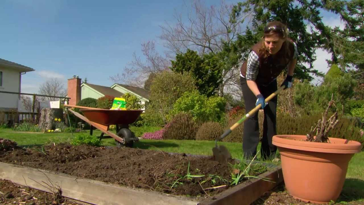 Building great soil gardening tips from canadian tire for Canadian gardening tips