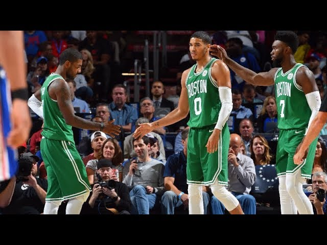 Kyrie Irving bringing 'wisdom, knowledge' to help younger players | ESPN
