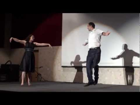 Msupsa Performance In Global Festival 2012-azari Dance video
