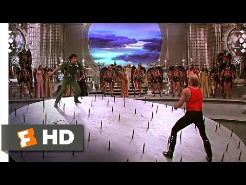 Flash Gordon (6/10) Movie CLIP - To The Death! (1980) HD