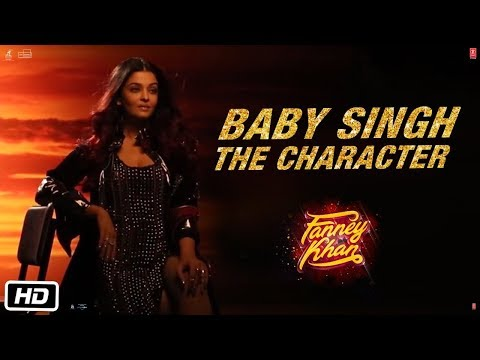 BABY SINGH : THE CHARACTER | Aishwarya Rai Bachchan | Fanney Khan | ►MOVIE RELEASING TOMORROW