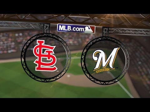 4/16/14: Lucroy, Peralta lead the way for Brewers