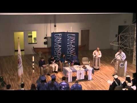 2014 Baccalaureate Service: Finlandia University