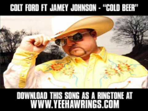 Colt Ford ft Jamey Johnson - Cold Beer [ New Music Video + Lyrics + Download ]
