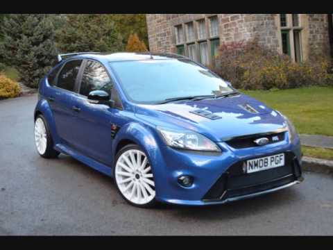 Wide Body Kit Ford Focus Ford Focus rs 5 Door Body Kit
