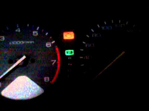 Honda accord 94 d4 lights blink youtube for Honda accord d4 light blinking