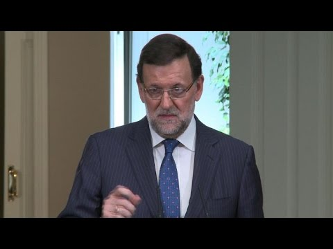 Spain PM vows to block Catalonia independence vote