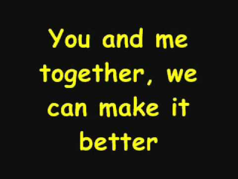 Lemonade Mouth - Determinate Lyrics video
